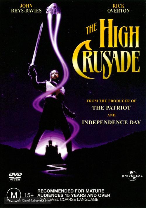 the-high-crusade-australian-movie-cover