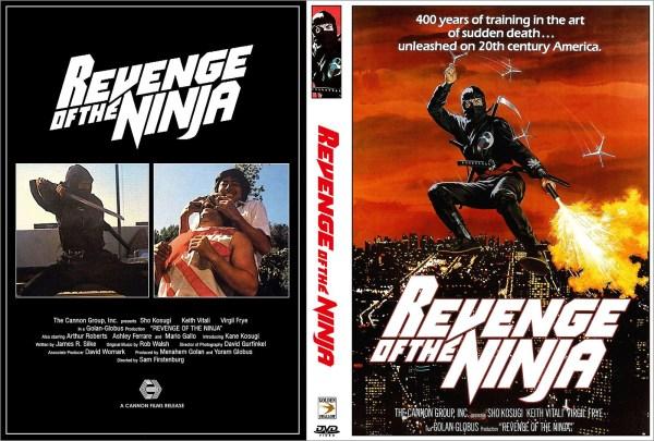 ninja VHS
